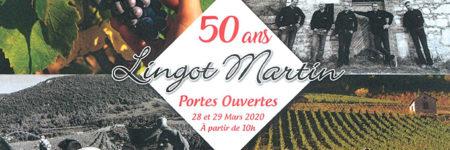 Portes Ouvertes au Cellier Lingot Martin 01450 PONCIN